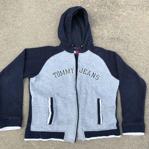 Vintage Tommy Jeans Full Zip Hoodie